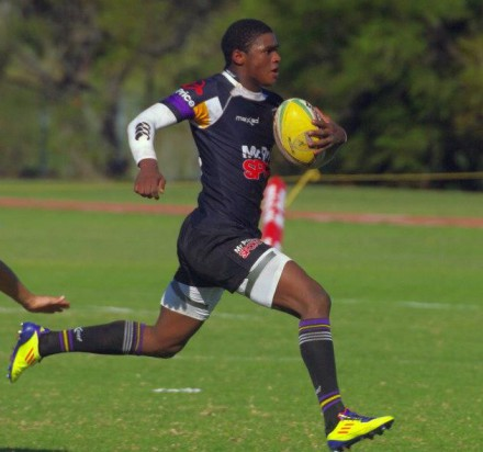 2013 Outeniqua star Warrick Gelant will make his Varsity Cup debut on Monday night.