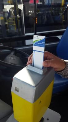 MJT in bus