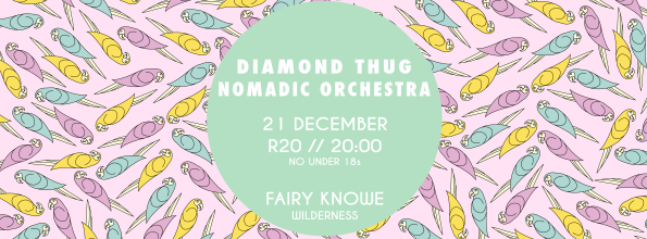 Nomadic Orchestra and Diamond Thug - Fairy Knowe Backpackers