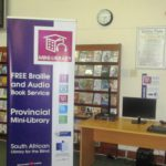 Mini-library now available for Visually Impaired persons
