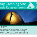 New holiday camping site in Great Brak - Book now!