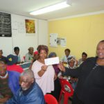 Funding for Winnie Madikizela Service Centre for the Elderly and Bangalo Football Club