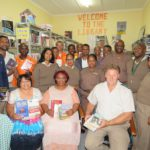 Extension of Funda Mzantsi Championship – George library donates more books to George Correctional Centre