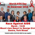 World AIDS Day 01 December 2016