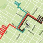 Go George bus routes during Lights Festival 3 December 2016