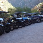 Veteran Tour takes on Prince Alfred Pass