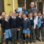 George Mayor asks school children to take water security message home