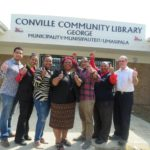 Conville Library re-opened