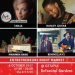 Monthly Entrepreneurs Night Market