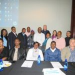 First joint Ward Committee meeting with provincial sector departments