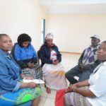 George Library introduced Ilitha Centre for the Blind to different methods of reading at Thembalethu Library