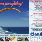 Cloudbase Paragliding celebrates 20 years in the Wilderness