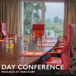 Fancourt Local Day Conference Package