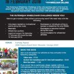 Outeniqua Wheelchair Challenge 2018