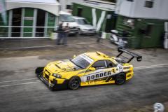 Wade van Zummeren in a R34 GT-R