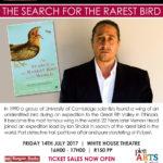 Plett Literary Liaison: The search for the rarest bird