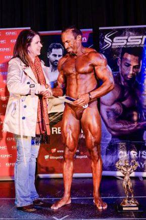 garden route casino bodybuilding classic 2019