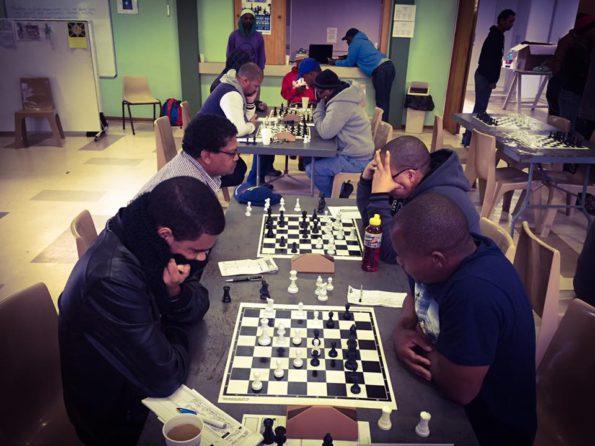 Round 2 in action: Mossel Bay A vs Oudtshoorn A
