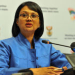 Minister of Energy Ms Tina Joemat-Petterssen. Photo: GCIS