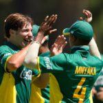 Van Buuren, van Tonder bat SA U19s to victory