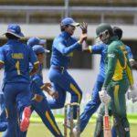 Sri Lanka U19 bowlers stun SA batsmen in consolation win