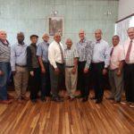 USA delegations visit Oudtshoorn to establish a drug rehabilitation centre and a bible college