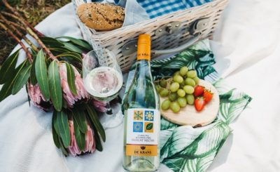 With most of our wine supplies looking rather sad at this stage of lockdown, there is some good news. De Krans Wines' recently launched Muscat Nectar Alcohol-Free Sparkling is still available to purchase and enjoy, whilst we await further news on alcohol sales reopening.