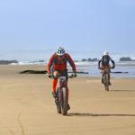 Inaugural Fat Bike Race tests riders mettle