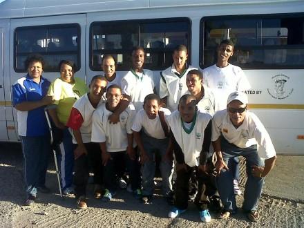 Jong mense se pad vergemaklik na hul sport toekoms met behulp van die George Munisipale Hulpverleningsfonds