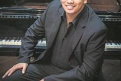 Megan-Geoffrey Prins (Pianist). Prins Riversdale born